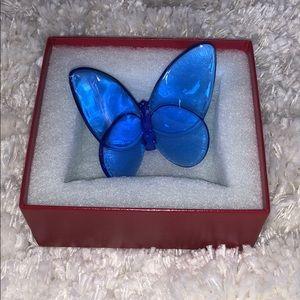 baccarat papillon lucky butterfly